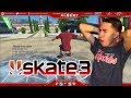Download Video Download X7 Albert Plays Skate 3 w/ Face cam! Episode 2 | X7 Albert 3GP MP4 FLV