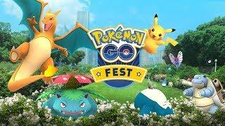 Pokemon Go Fest, how did it go?