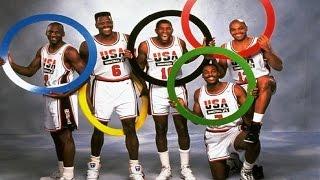 1992 Dream Team - USA vs. Croatia