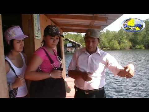 Visita a casa Flotante Puerto El Triunfo Usulután