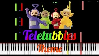 ᴴᴰ Teletubbies Theme | My favorite song of my childhood