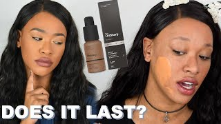 THE ORDINARY FOUNDATION…DOES IT LAST?