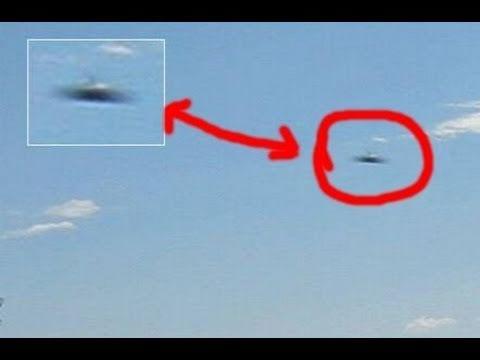 Fantastic Real UFO Footage June 7th
