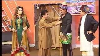 Best of Tariq Teddy New Pakistani Stage Drama Mastani 2015