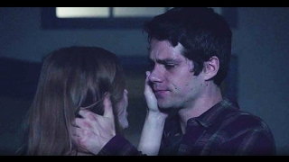 Teen Wolf - Stiles and Lydia kiss scene (6x10)