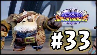 Skylanders SuperChargers - Gameplay Walkthrough - Part 33 - Aerial Ambush!