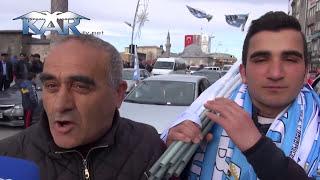 Şampiyon Dadaşlar kartv.net farkıyla BB.Erzurumspor Kutlamaları size Özel