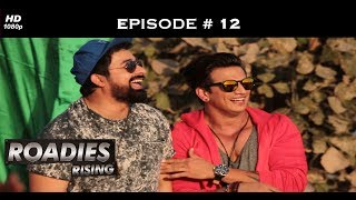 Roadies Rising - Episode 12 - Dumb charades with a violent twist!