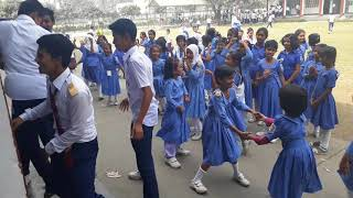 Cantonment Board High School Jahangirabad Bogra