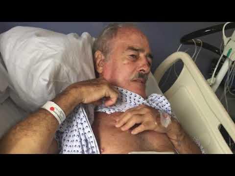 El actor Andrés García está muy complicado de salud