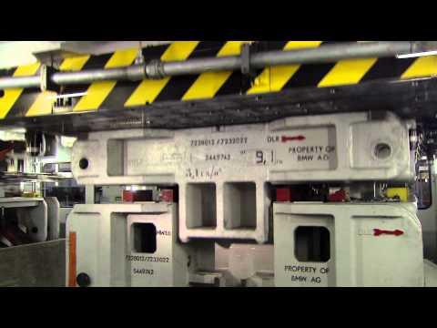BMW F30 3 Series Production Process Press Shop 1 5