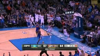 Golden State Warriors vs Oklahoma City Thunder Highlights 16/01/2015 (HD)