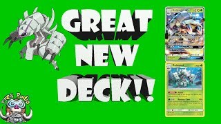 Is Golisopod the Best New Pokémon Deck? (Burning Shadows Deck)