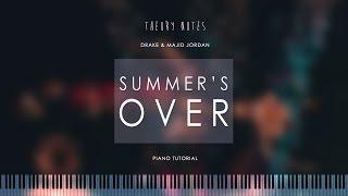 How to Play Drake & Majid Jordan - Summer