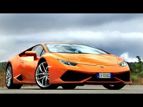 Lamborghini Huracan même processeur nouvelle interface