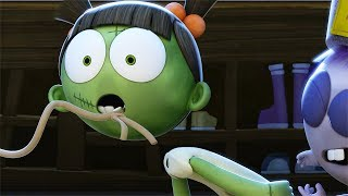 Funny Animated Cartoon | Spookiz | 🤦♀️ Zizi