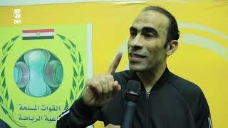 عبد الحفيظ يتحدث عن الفوز على بتروجت ويوجّه سؤالا للجنة الحكام
