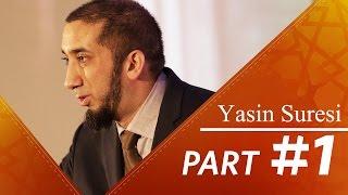 Yasin Suresi Tefsiri(1):