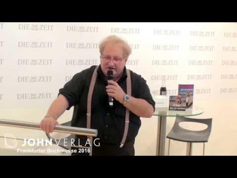 Tuvia Tenenbom The Lies They Tell Allein unter Amerikanern Frankfurt Book Fair 2016