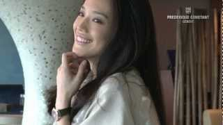 Behind the scene ซูฉี กับ Frederique Constant Amour Collection