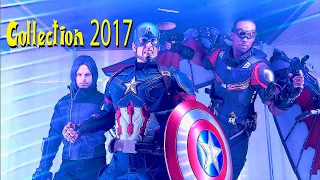 Hot Toys Collection Update 2017