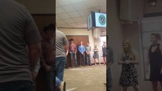 School board meeting 2017