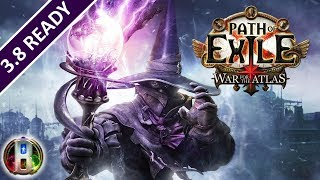 Path of Exile 3.6 - Bane Soulrend Build - Trickster Shadow -  Synthesis