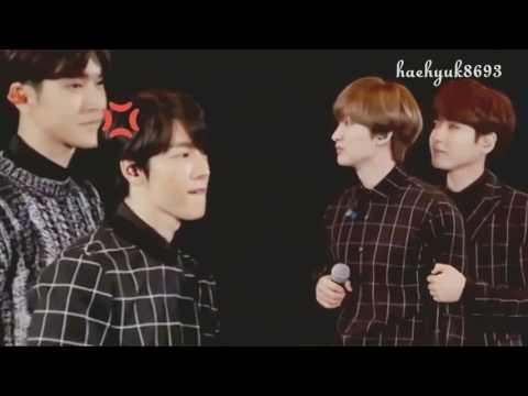 Part43 HaeHyuk EunHae sweet moments Jealousy