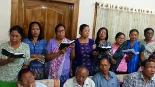 Okamgen Salgio- Saka Home Choir Garo Gospel Song