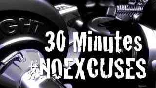 #4 - 30 Minutes, #NoExcuses - Yoga for Beginners