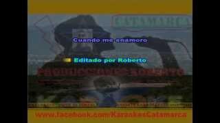 Banda XXI   Cuando me enamoro  ( karaoke ) (PRODUCCIONES ROBERTO)