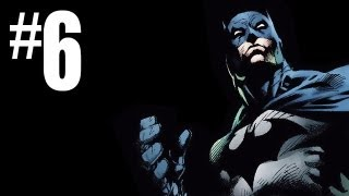 Batman Arkham Asylum Gameplay Walkthrough - Part 6 - BATCAVE!! (Batman Arkham Gameplay HD)