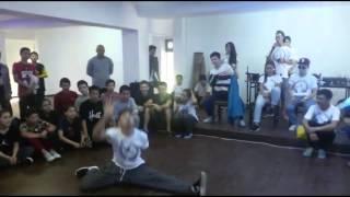 Tilan Sadyrbaev @tilan_sadyrbaev popping dance 2015 Movement Dance Academy