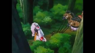 Sesshomaru, Rin and Jaken Funniest moments