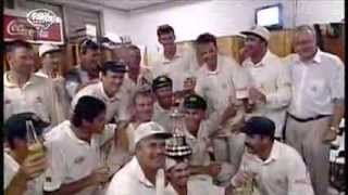 Cricket Australia Archives   1995 Victory in the West Indies