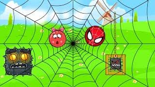 RED BALL 4 Spider Ball Adventure Volume 5