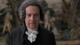 John Adams and King George III