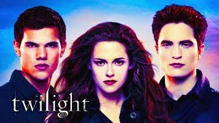 FIRST TIME WATCHING EVERY *TWILIGHT* MOVIE (REACTIONS)