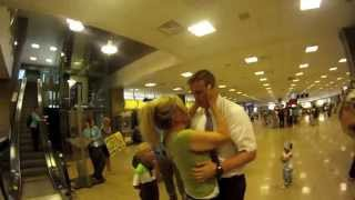 Missionary sees mom after 2 years