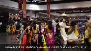 Sankara Eye Foundation Raas Garba 2014
