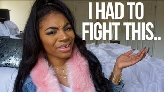 I HAD TO FIGHT ....| Storytime