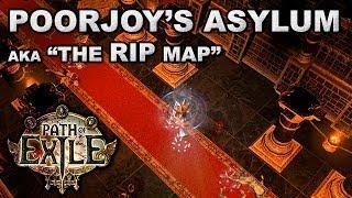 Path of Exile: Poorjoy's Asylum, Level 71 Temple aka