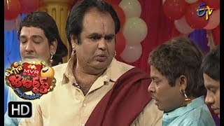 Patas Prakash Performance | Extra Jabardsth | 18th August 2017| ETV  Telugu
