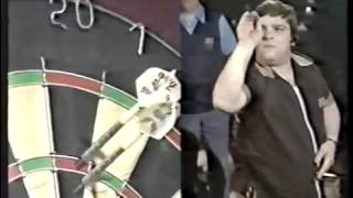 Darts World Championship 1982 Final Lowe vs Wilson