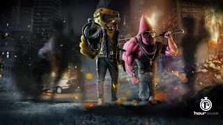 Spongebob - DoodleBob (Goblins from Mars Trap Remix)| 1 HOUR VERSION