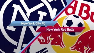 HIGHLIGHTS | NYCFC vs. Red Bulls | 08.06.17