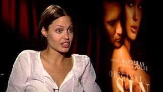 Original Sin: Angelina Jolie Exclusive Interview