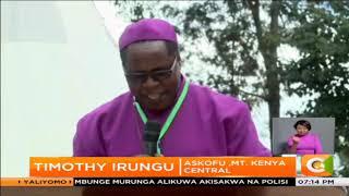 DKT. S.K Macharia Awatia Moyo Wanafunzi Kahuhia Girls