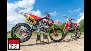 Download Robby Bell S Kx250 2 Stroke Raw Dirt Bike Magazine