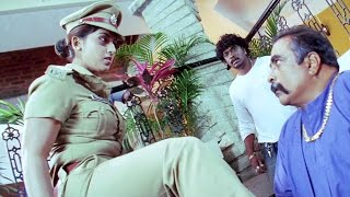 KAKKICHATTAI KANCHANA IPS | Malayalam Full Movie |  Ashok & Hanumanthe gowda | Action Thriller Movie